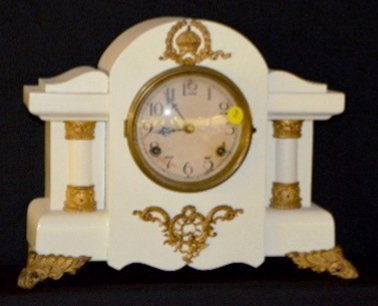"Waterbury Mantel Clock, ""Duarte"""