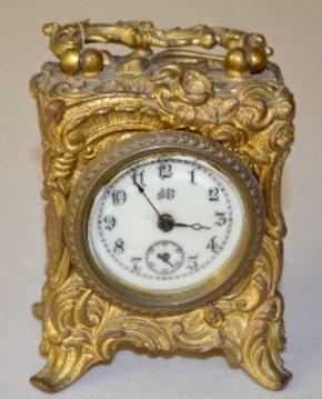 Jennings Bros. Novelty Clock