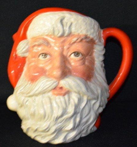 """Royal Doulton """"Santa Claus"""" Toby Mug"""