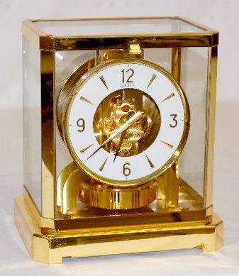 """Le Coultre """"Atmos"""" 15J Clock"""