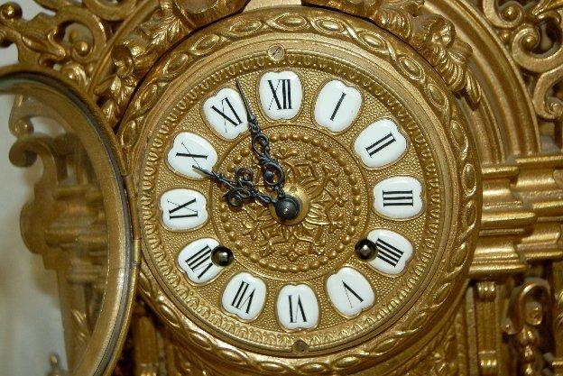 FHS Germany 3 Piece Clock Set - 10