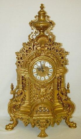FHS Germany 3 Piece Clock Set - 6