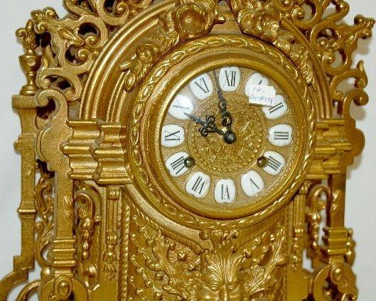 FHS Germany 3 Piece Clock Set - 8