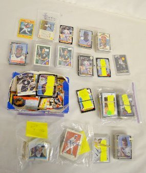 Group Lot of Sports Cards
