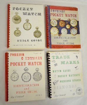 4 Pocket Watch Identity & Price Guides