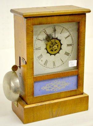 Waterbury 30 Hr. Cottage No. 2 Clock w/Alarm