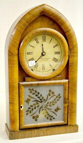 Brewster & Ingraham Beehive Mantel Clock