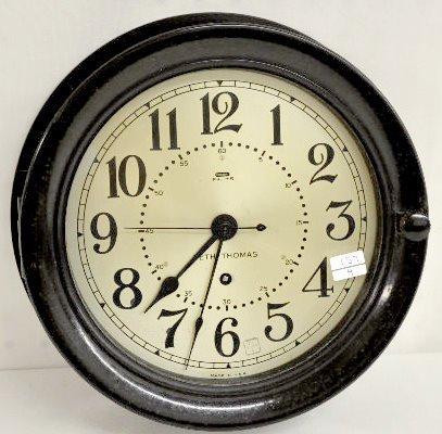 Seth Thomas Lever No. 18 Clock, 1939