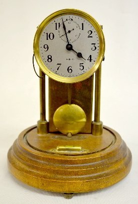 Poole & Barr Battery Operated Dome Clocks - 3
