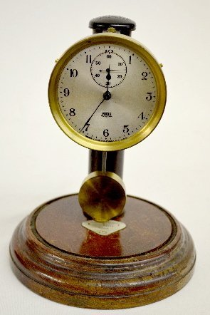 Poole & Barr Battery Operated Dome Clocks - 6