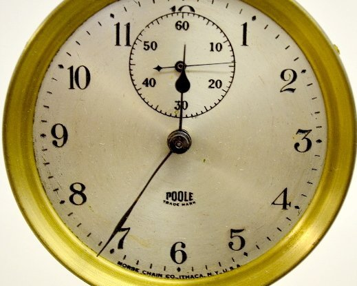Poole & Barr Battery Operated Dome Clocks - 7