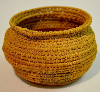 4 Small Native American Basketry Items - 2