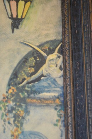 2 Vintage Marygold Prints, Lady & Cherub, Couple - 10