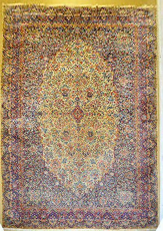 Antique Persian Room Size Rug, 21' x 14'