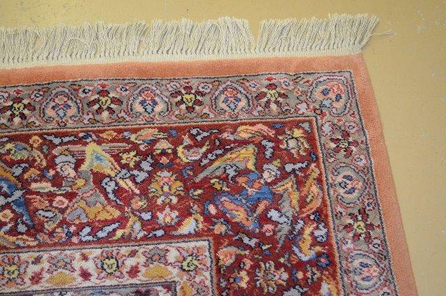 "Karastan Hunting Scene Persian Rug, 12' x 8' 8"" - 5"