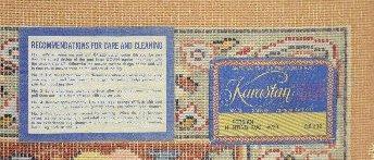 "Karastan Hunting Scene Persian Rug, 12' x 8' 8"" - 7"