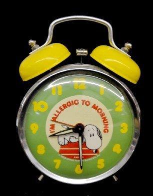 5 Character Alarm Clocks, Ronald McDonald + - 3