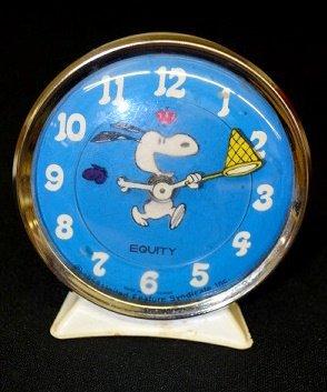 5 Character Alarm Clocks, Ronald McDonald + - 5
