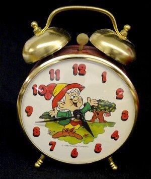 5 Character Alarm Clocks, Ronald McDonald + - 6