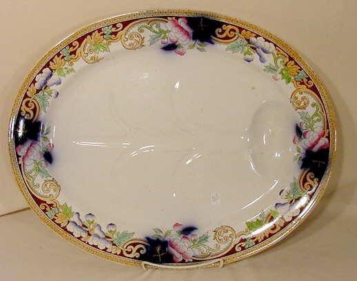 "1020A: George Jones 22""  Platter"