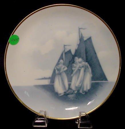 1005: Rosenthal Old Dutch Plate NR