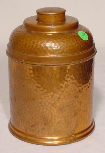 1006: Rumidor Humidor Copper Plated NR
