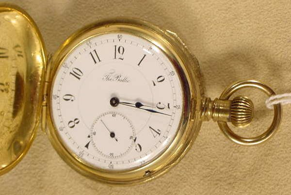 12: The Baltic 18S LS Pocket Watch NR