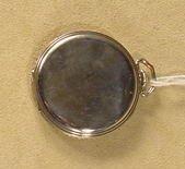 137: Hamilton 912 7J 12S Pocket Watch NR - 3