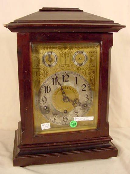 530: Kienzle Uhren Westminster Bracket type Clock NR
