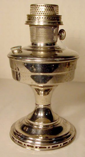 2: Aladdin Model 12 Lamp Base & Burner NR