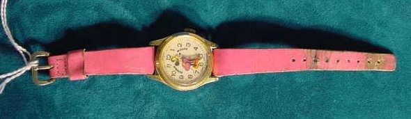 2: Bradley Swiss Minnie Mouse Wrist Watch NR