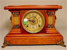505: Seth Thomas Adamantine Clock NR