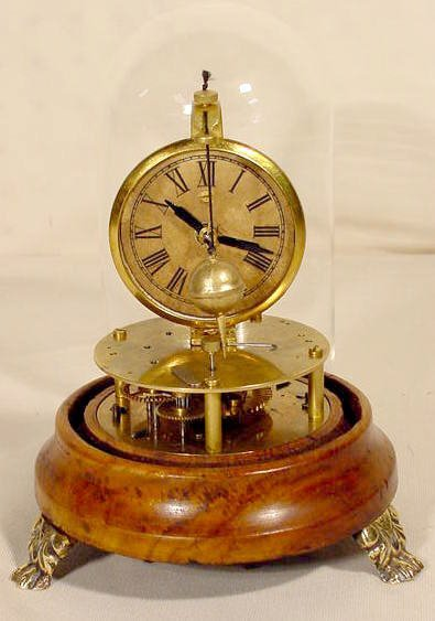519: Briggs Rotary Clock (Copy of Original) NR