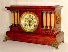 Seth Thomas Adamantine Clock NR