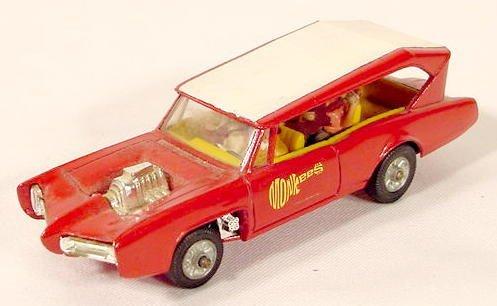 1510: Corgi Toys Monkee Mobile NR