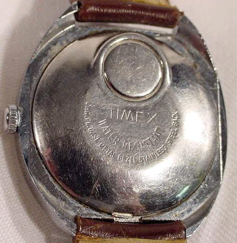 609: Timex Electric W.D.P. Mickey Mouse Wrist Watch  NR - 4