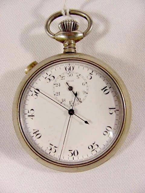 620: A.E. Stauffer Swiss Stopwatch  NR