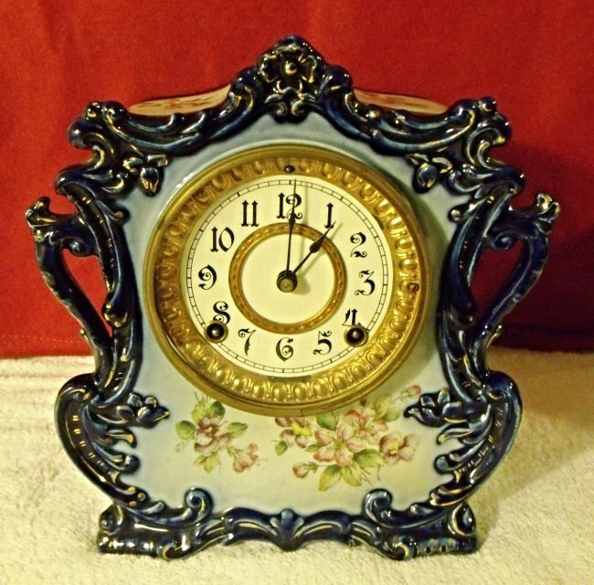 Vintage Ansonia Mantle Clock