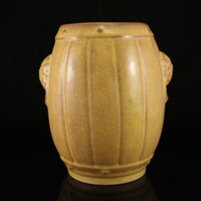 Chinese Song Dynasty Long Quan Kiln Porcelain Pot
