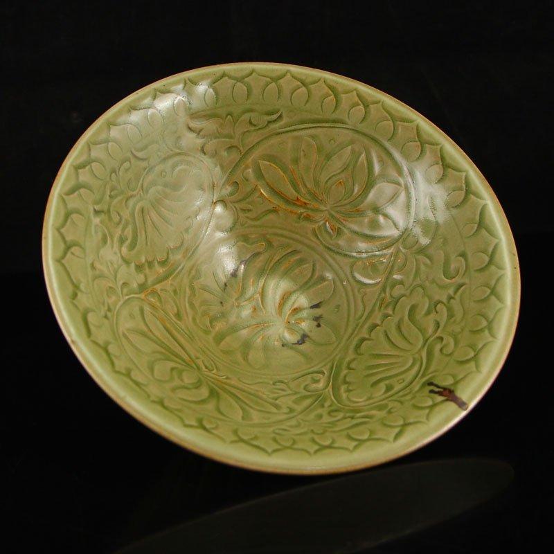 Chinese Song Dynasty Yao Zhou Kiln Porcelain Bowl