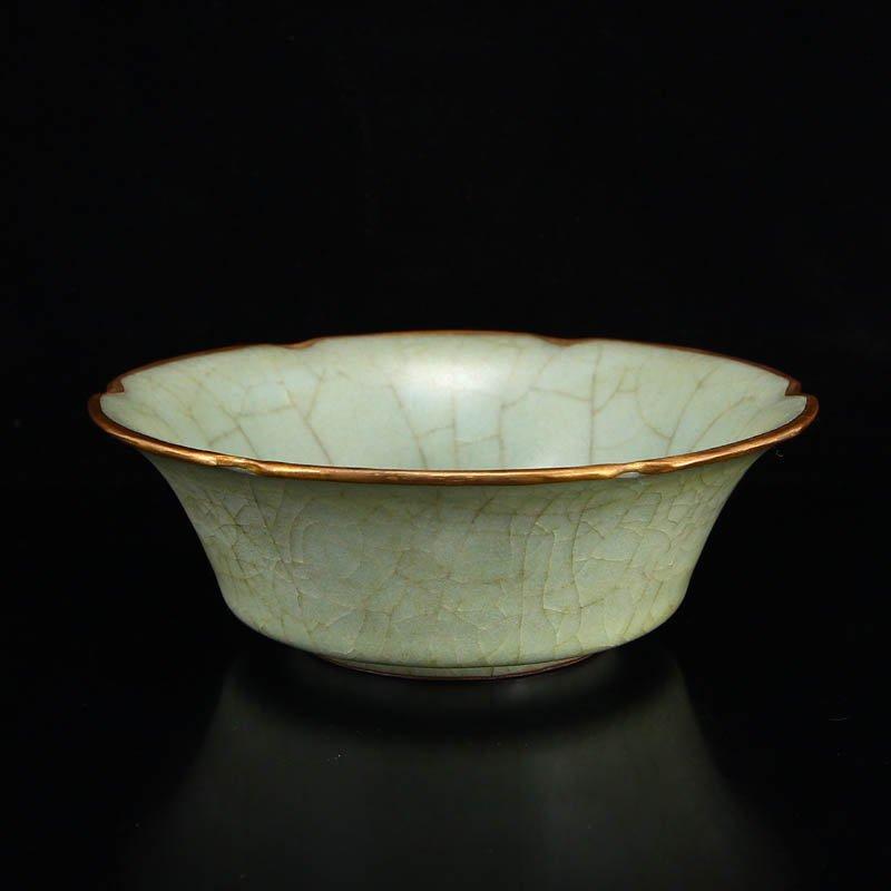Chinese Variable Glaze Jun Kiln Porcelain Wine Pot