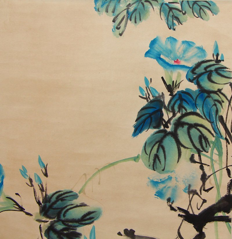 Chinese Watercolour on Xuan Paper Cats Painting - 6