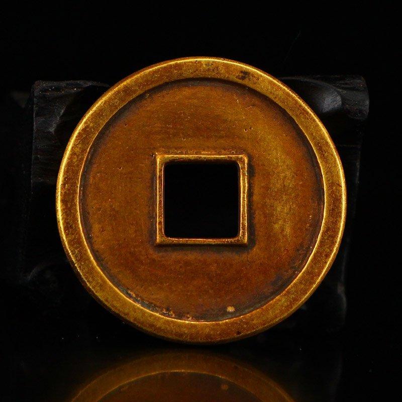 Chinese Song Dynasty Gold Coin - Tian Sheng Yuan Bao - 2