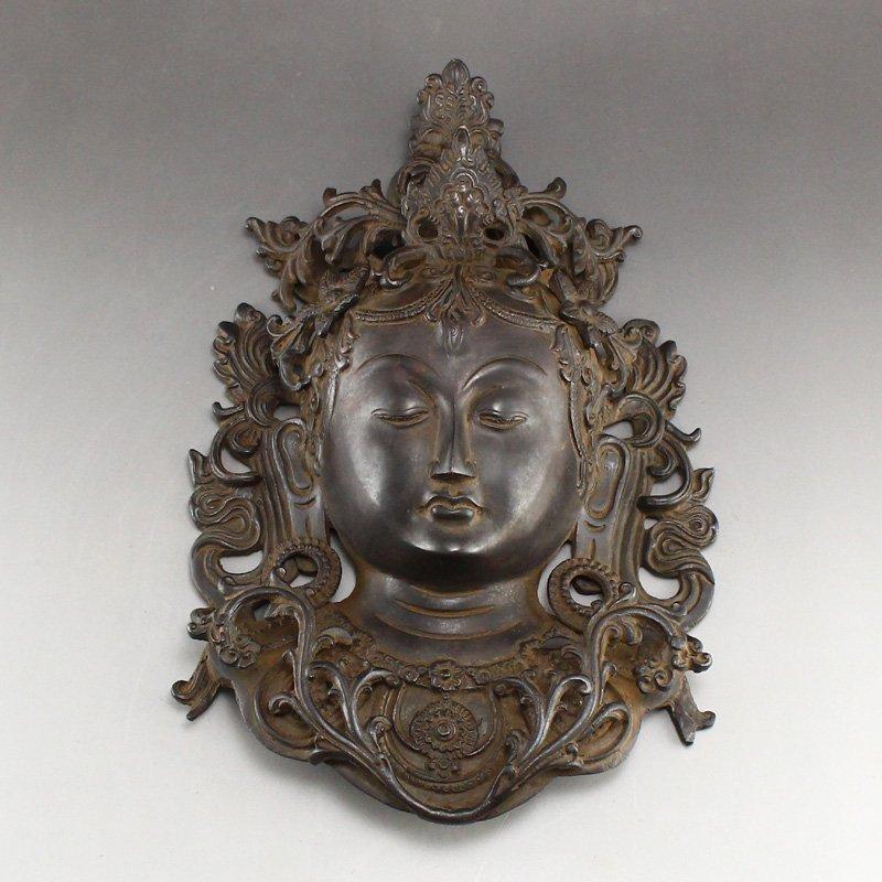 Tibetan Buddhism Bronze Buddha Tara Statue