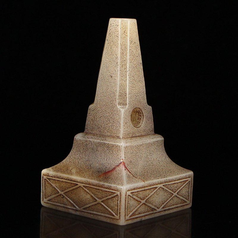 Chinese Han Dynasty Hetian Jade Seal