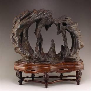 Superb Shape Natural Lingbi Stone Original Stone
