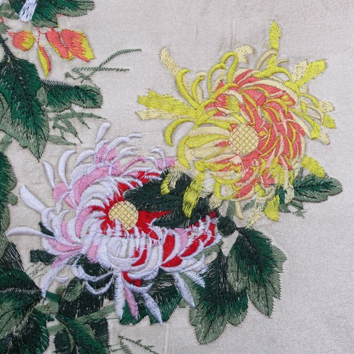 A Set Chinese Suzhou Hand Silk Embroidery Painting - 9