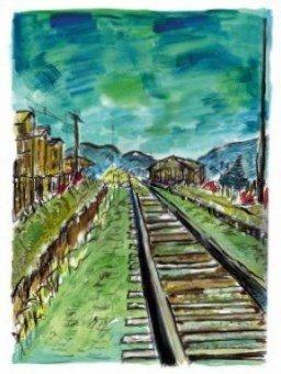 Bob Dylan - Train Tracks