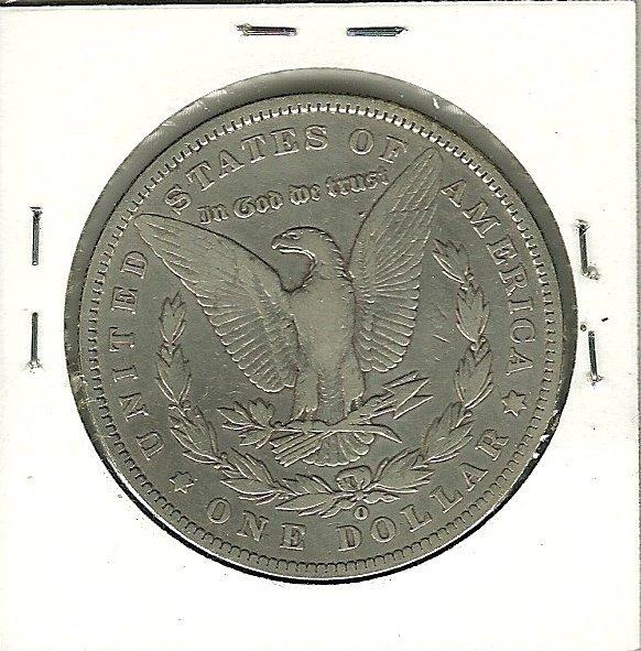 Morgan Silver Dollar 1899-O