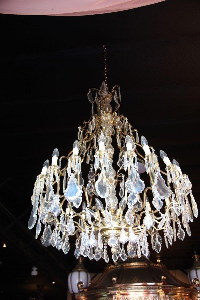 Crystal u0026 Bronze Chandelier & RCL Auctions CA - Upcoming Auctions u0026 5 Past Catalogs azcodes.com